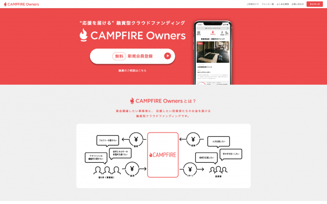 CAMPFIRE Owners